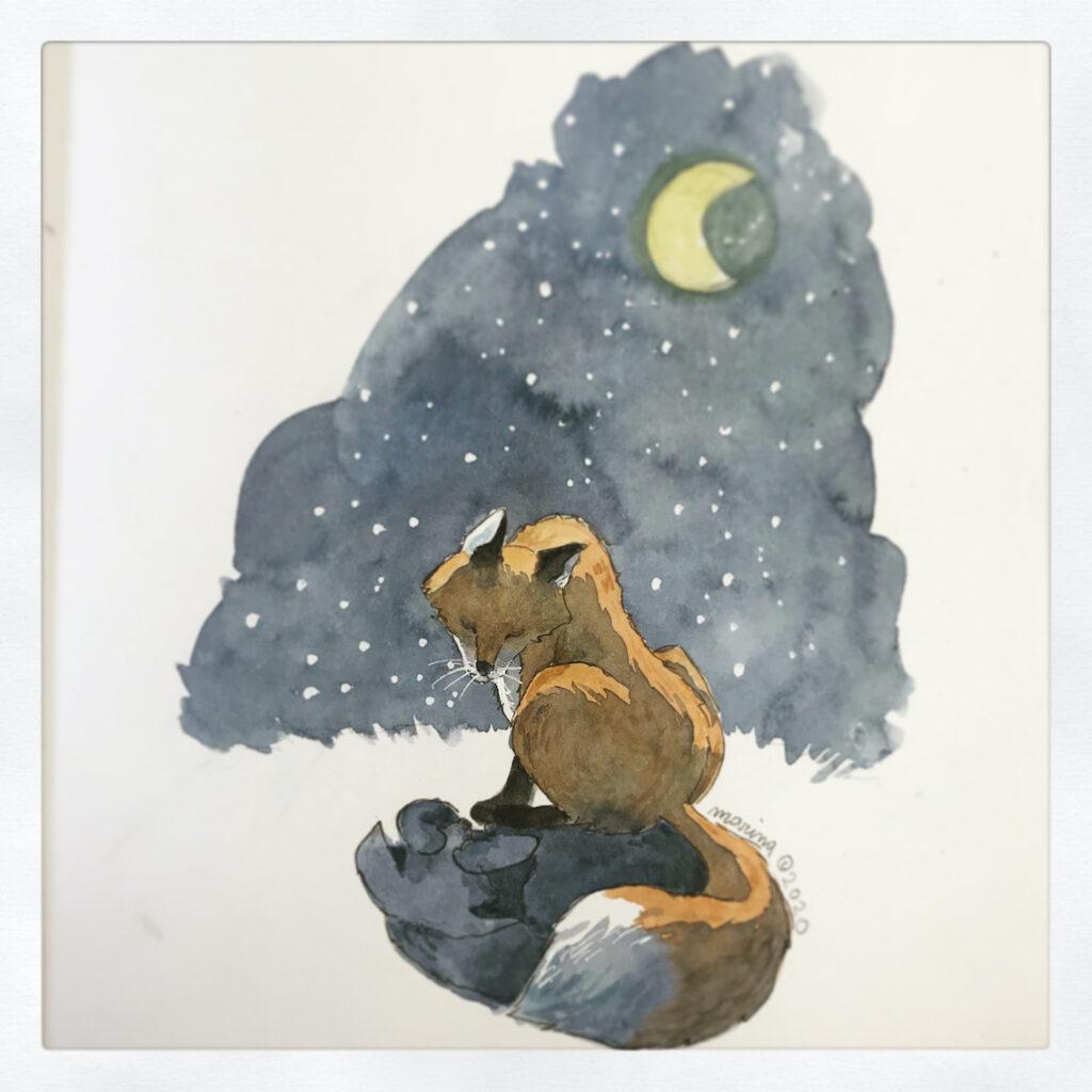 L'ombra e la luna